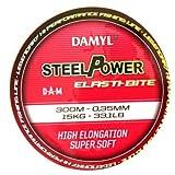 DAM Steelpower Elasti-Bite Angelschnur 0,20mm