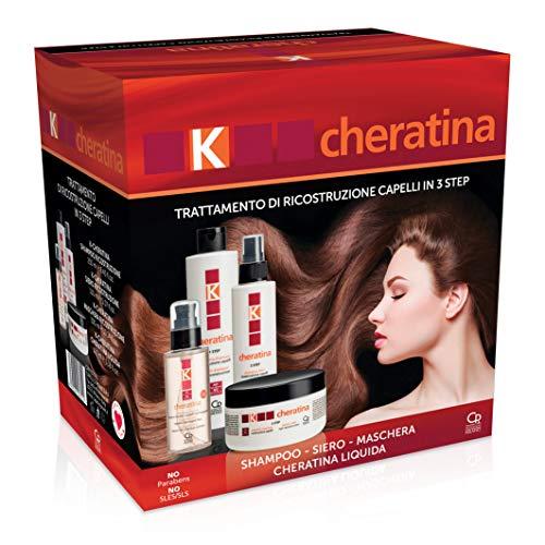 K-Cheratina - Trattamento Professionale Capelli...