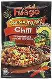 Fuego Chili Seasoning Mix, 3er Pack (3 x 35 g)