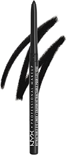 NYX PROFESSIONAL MAKEUP Mechanical Eye Liner Pencil, Black