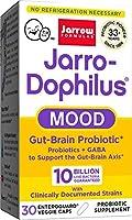 Jarrow Formulas Jarro-Dophilus Mood, 10 Billion Organisms, 30 Enteric Coated Veggie Caps