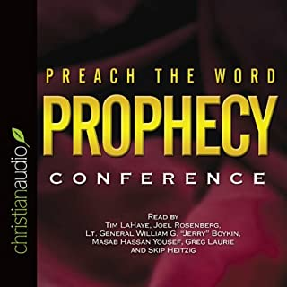 Preach the Word Prophecy Conference cover art