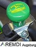 Original John Deere Volante Pomo Cometa ayuda mcxfa1565con Quality Farm Logo