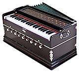 Best Harmonium 9 Stopper, Chudidaar Bellow, 42 key, Two reed, Bass Male, Kapler