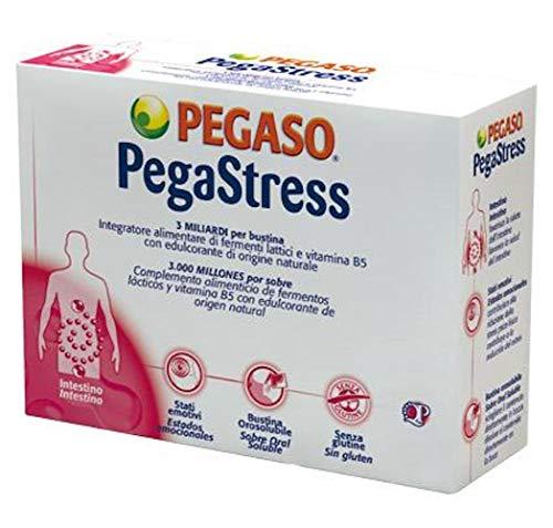 Pegastress 28 Stick Pack - Pegaso (1 Confezione da 28 Stick)