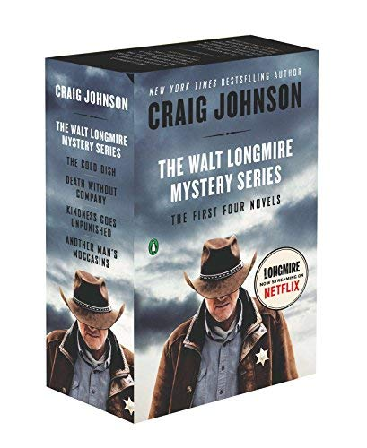 The Walt Longmire Mystery Series Boxed Set Volumes 1-4 (Walt Longmire Mysteries) by Craig Johnson(2012-11-27)