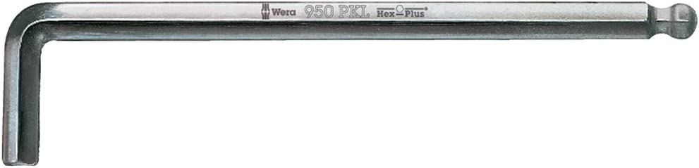 Wera 950 Pkl Winkelschlüssel Metrisch Gestellverchromt Hex Plus 10 0 Mm 05022066001 Baumarkt