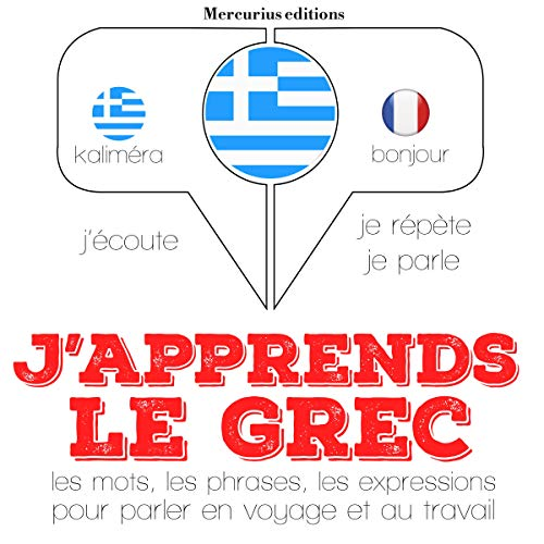 Couverture de J'apprends le grec