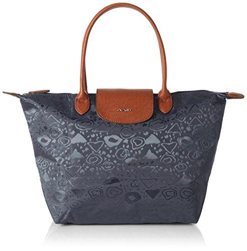 Picard Damen EASY Shopper, Blau (Ozean), 40x25x17 cm
