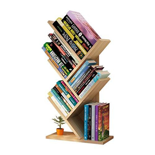 Baby Kindermöbel Möbel Wohnaccessoires Bücherregal Bücherregal für Kinder Bücherregal Schreibtisch-Regal für Kinder Computer-Tischgestelle Schlafsaal-Studententisch-Speicherregal T-Art Bücherregal (en