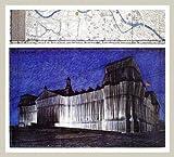 Christo Poster Kunstdruck Bild Reichstag XV (3) 93x103cm im