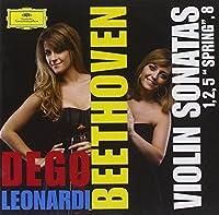 Violin Sonatas 1, 2, 5, 8