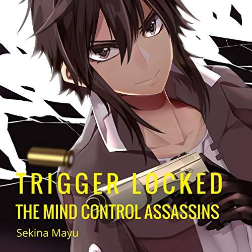 The Mind Control Assassins audiobook cover art