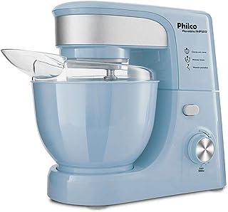 Batedeira Planetária, Php500 Turbo, Azul, 110v, Philco