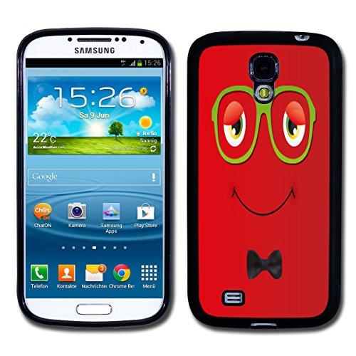 Hoes voor mobiele telefoon TPU Silicone Case Etui beschermhoes bescherming naar keuze 11 (Design 7) voor Samsung Galaxy S3 Mini - mobiele telefoon condoom case silicone hoes bescherming