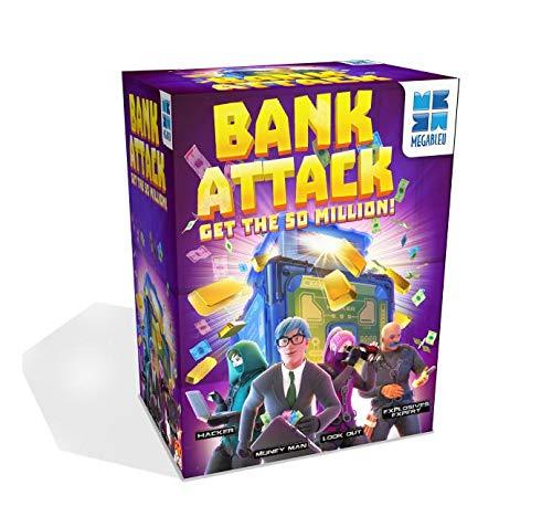 Megableu spel Bank Attack