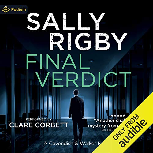 Final Verdict Audiobook By Sally Rigby cover art