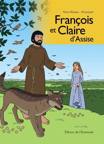 François et Claire d'Assise - BD