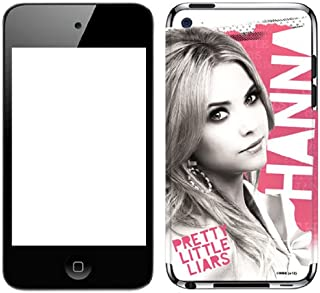 Zing Revolution Pretty Little Liars Premium Vinyl Adhesive Skin for iPod touch 4G, Hanna