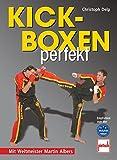 Kickboxen perfekt: Mit Weltmeister Martin Albers - Christoph Delp