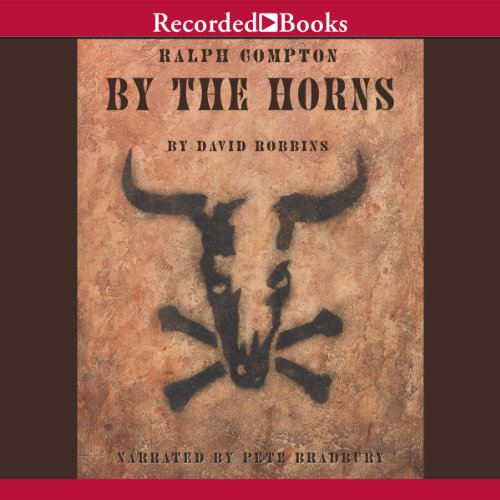 By the Horns audiobook cover art