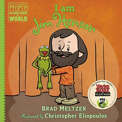 Page de couverture de I Am Jim Henson