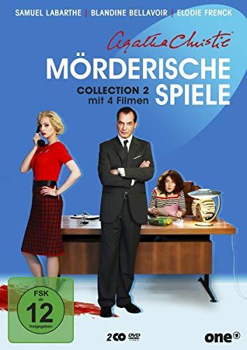 Agatha Christie: Mörderische Spiele - Collection 2 [2 DVDs]
