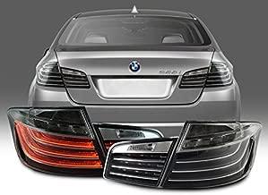 DEPO OE M5 Clear LCI Blackline Rear LED Tail Light For 2011-2016 BMW F10 5 Series