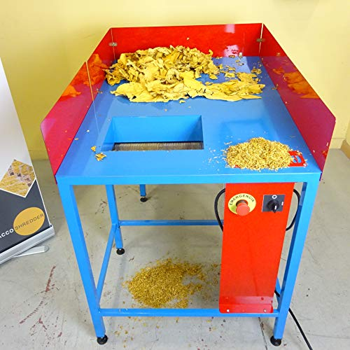 Máquina picar hojas de tabaco Toro300
