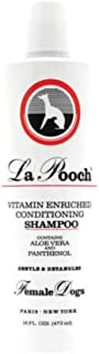 Les Pooch Dog Shampoo - Regular Male and Female Shampoo - Made with The Finest Ingredients/Offered by Three Boys of Scottsdale Pet Boutique - Best Shampoo on The Market, Adult, Puppies,