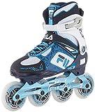 Fila Damen Legacy Pro 84 Lady Inline Skate, blau/weiß/hellblau,...