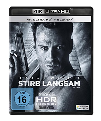 Stirb Langsam 1 UHD [Blu-ray]