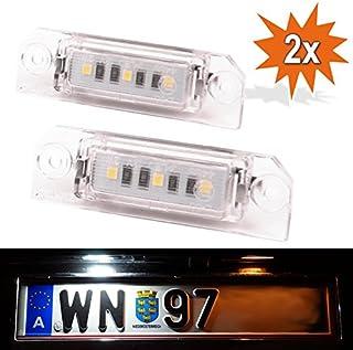 Suchergebnis Auf Für Polo 6r Kennzeichenbeleuchtung Leuchten Leuchtenteile Auto Motorrad