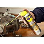 WD-40 Specialist, Fast Acting Degreaser with Smart Straw, Removes Oil, Grime & Grease, 500ml 44393 4