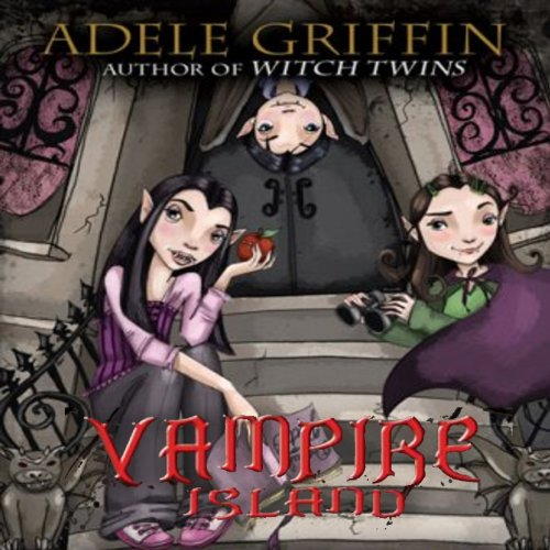 Vampire Island audiobook cover art