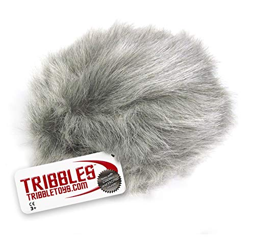Gray Tribble with Sound
