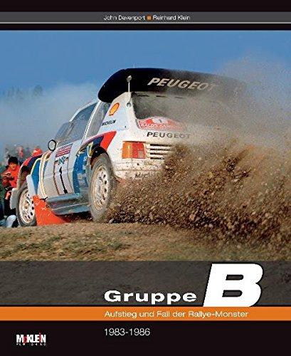 Gruppe B: Aufstieg und Fall der Rallye-Monster
