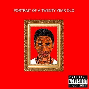 Portrait of a Twenty Year Old