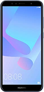 Huawei Y6 Prime 2018 Dual SIM - 16GB, 2GB RAM, 4G LTE, Blue - Blue (Pack of1)