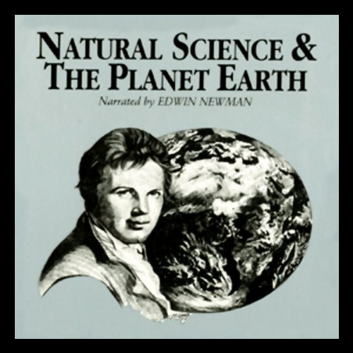 Natural Science and the Planet Earth audiobook cover art