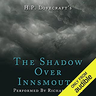 Page de couverture de The Shadow over Innsmouth