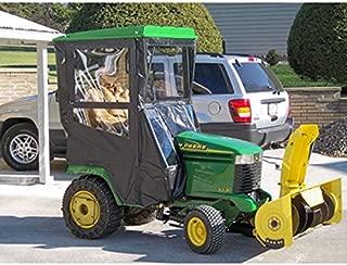 Hard Top Cab Enclosure Fits John Deere 325 335 345 355 GX300 Series Tractors