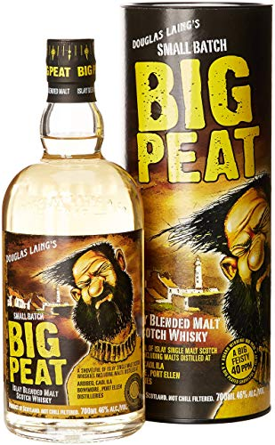 Big Peat Douglas Laing Islay Blend  Whisky (1 x 0.7 l)
