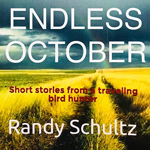Endless October audiobook cover art