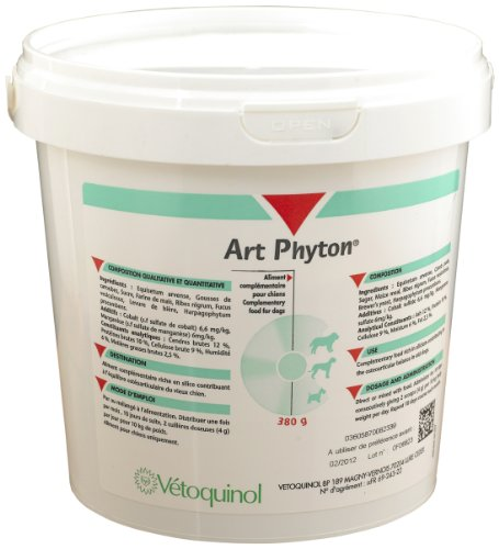 Art Phyton Pot de 380 grammes équilibre articulaire du chien âgé