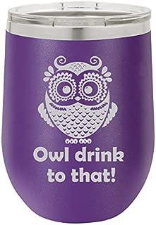Best purple owl wine Reviews