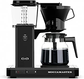 Technivorm Moccamaster 59612 KB Coffee Brewer, 40 oz Matte, Black