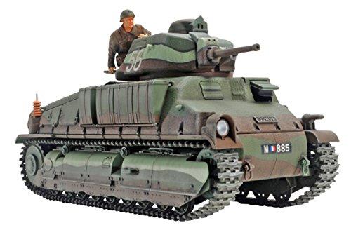Tamiya 300035344–1 : 35 Français Somua S35 Militaire Char