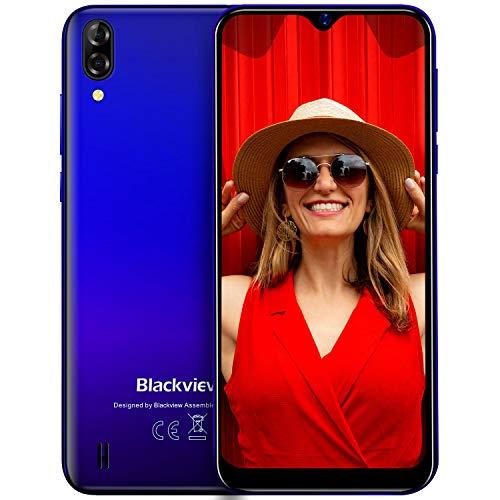 Blackview A60 Moviles 2019, Smartphone Libres (15.7cm) 19.2:9 HD Display,...