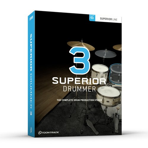 Superior Drummer 3.0 Box / HD